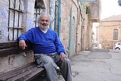 Moisés Chouraqui (Foto: «Comunidade») (Aumento)